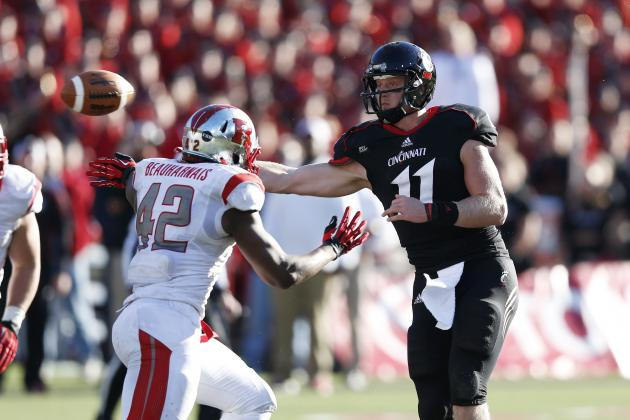 UC QB Kay Upgraded to Probable