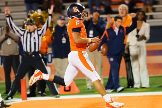 Illinois-Northwestern Rivalry Ramping Up in Recent Years