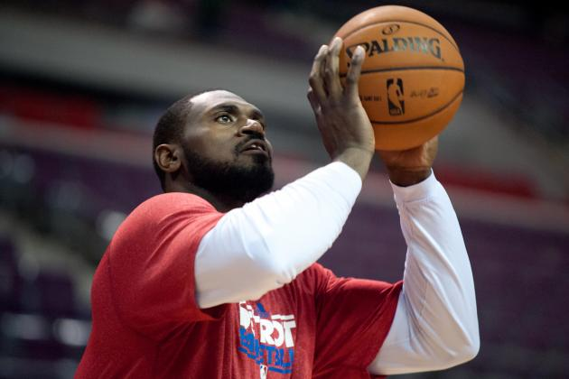 Jason Maxiell Solidifies His Place in Pistons Lineup