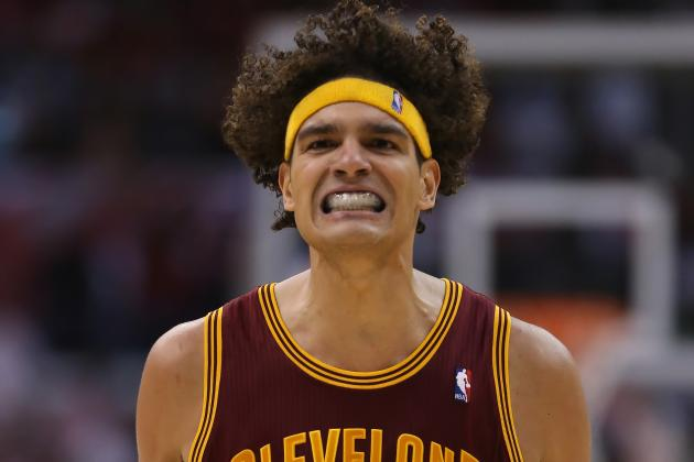 NBA Rumors: Latest Rumblings on Derrick Williams, Anderson Varejao and More