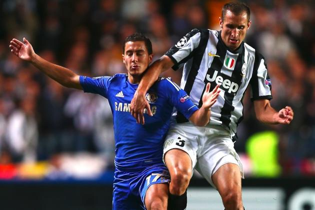 Juventus 3-0 Chelsea: Bianconeri Push Blues Towards the Brink with Emphatic Win