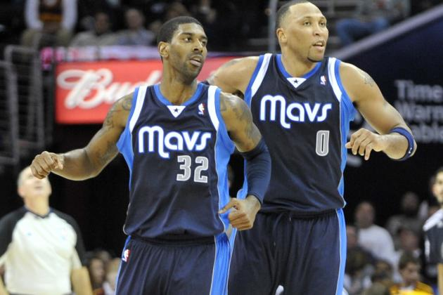 Shawn Marion Tries to Fill Mavs' Leadership Void