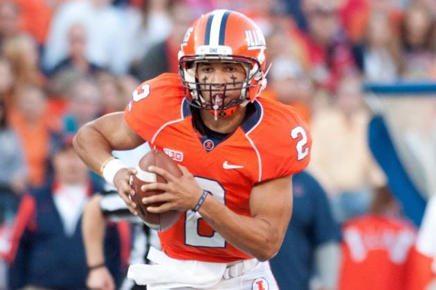 Illini's Passing Game Inept