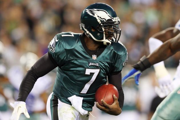 Buffalo Bills Should Pass on Michael Vick in the Offseason