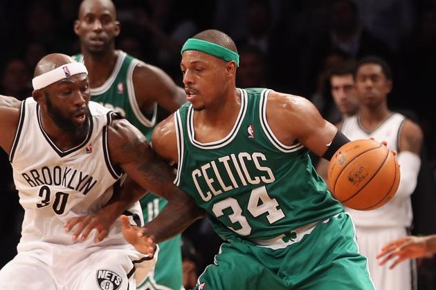 What's Ailing the Aging Boston Celtics?