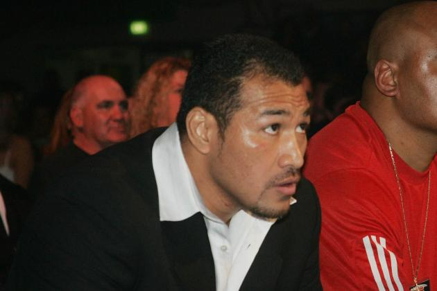 Interview with World Series of Fighting President and K-1 Legend Ray Sefo