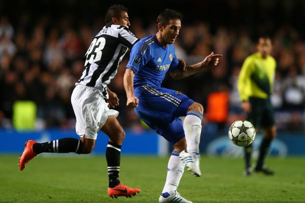 Juventus vs. Chelsea: Slumping Blues Offense Will Break out Against Juve Defense