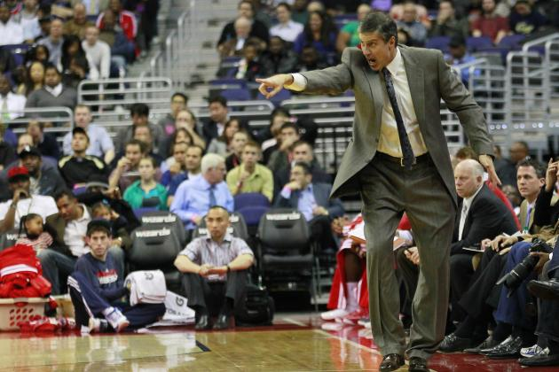 Wittman Still Searching for Right Mix