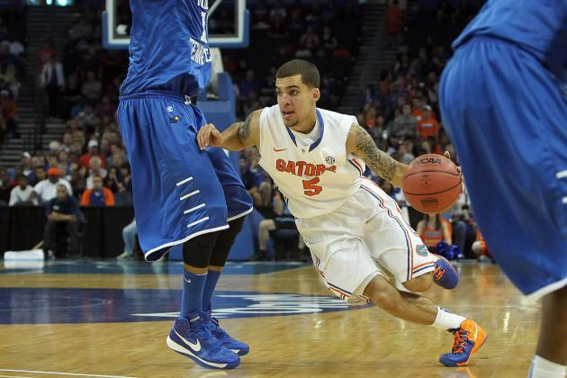 Junior Scottie Wilbekin Solid in Return from Suspension