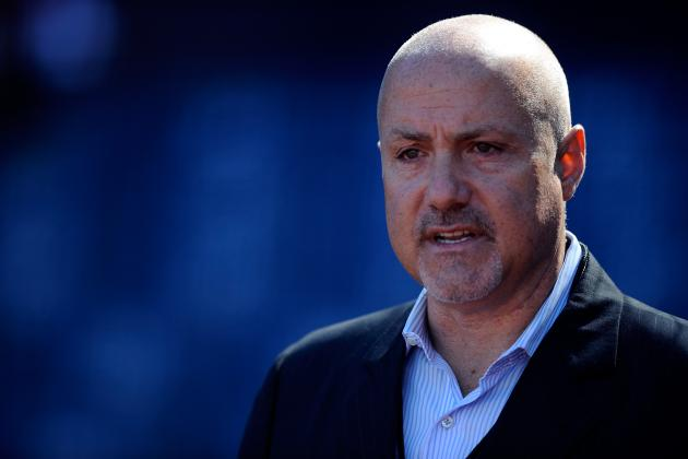 Mike Rizzo Named Executive of the Year by Boston Chapter of the BBWAA