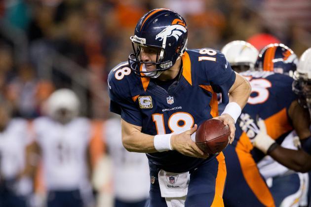 Peyton Manning: Breaking Down Denver Broncos QB's MVP Odds