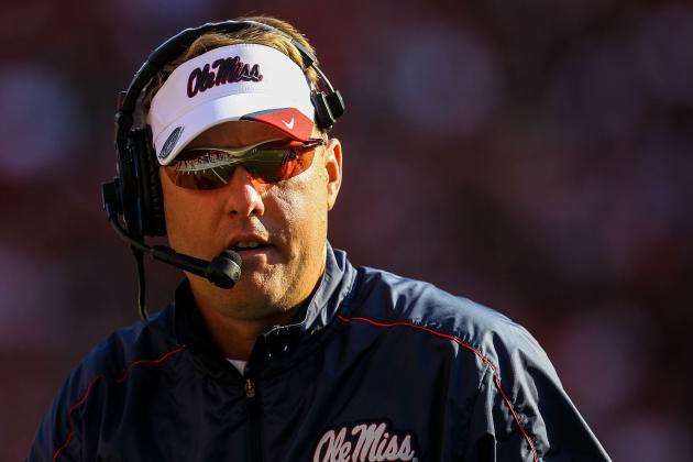 Ole Miss Shutting off Outside World in Preparing for Mississippi State