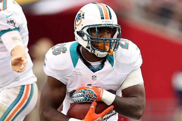 Miami Dolphins: It's Time to Give Lamar Miller a Chance