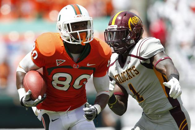 Rashawn Scott to Rejoin Canes 'After the New Year'