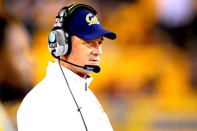 Jeff Tedford Fired as California Golden Bears Head Coach