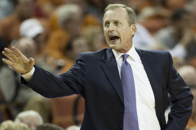 Should Rick Barnes Be on the Hot Seat?