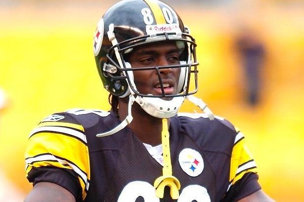 Pittsburgh Steelers Sign Veteran Wide Receiver Plaxico Burress
