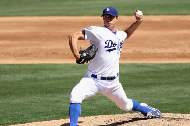 Dodgers Release Spring Training Schedule