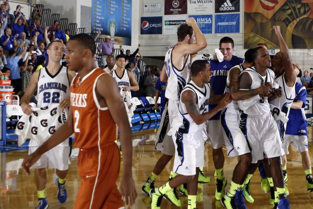 Texas Begins Hawaii Trip on Awful Note with 86-73 Loss to Division II Chaminade