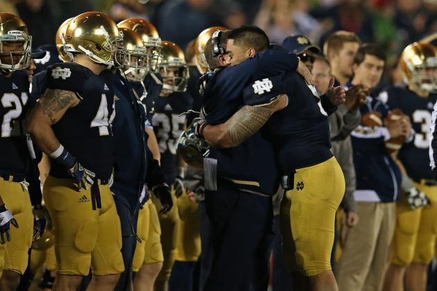 Notre Dame Won't Change Plan for USC's Wittek