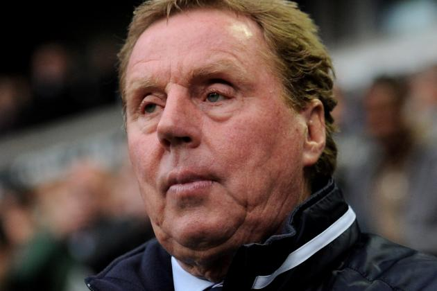 World Football Rumors: Is QPR Target Harry Redknapp Headed to Ukraine?