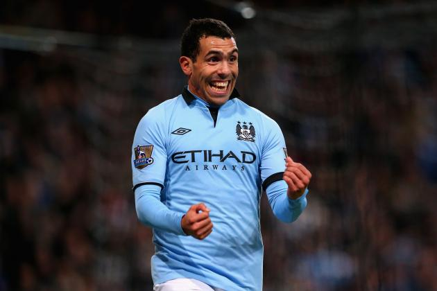 Carlos Tevez's Leaked Paycheck Stub Proves Football Fairly Profitable Enterprise