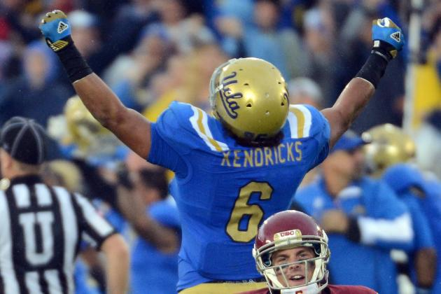 Eric Kendricks Named Pac-12 Defensive Player of the Week