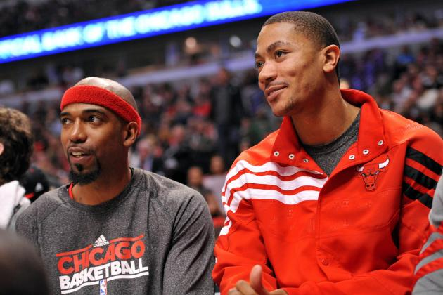 Derrick Rose: Slumping Chicago Bulls Must Adapt to Life Without Star PG
