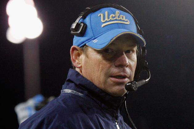 UCLA Needs to Forget USC Win and Focus on Stanford, Mora Says