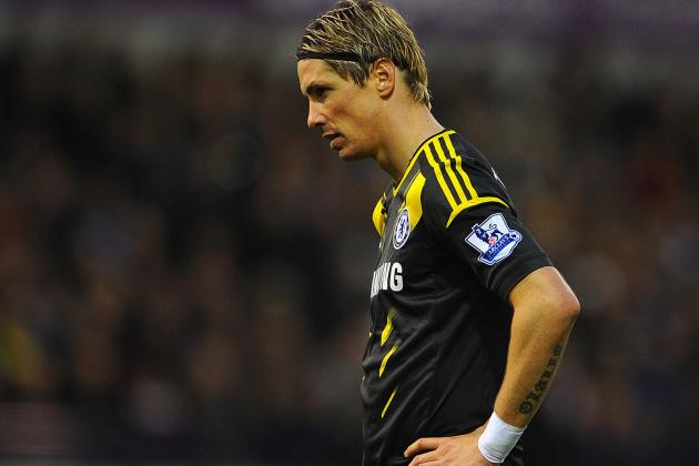 Torres Not in Lineup vs. Juventus