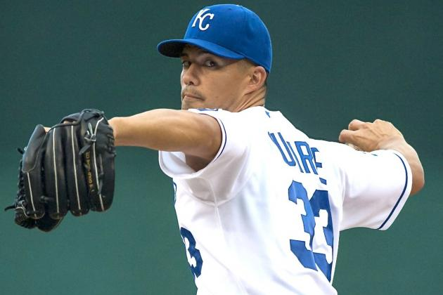 Royals Sign Jeremy Guthrie but Starting Rotation Still Needs Work