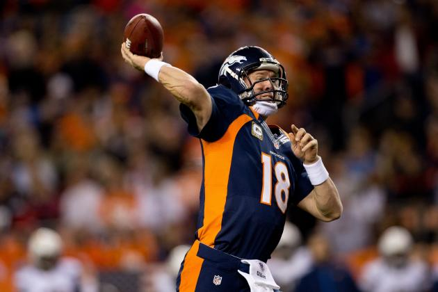 Peyton Manning and the Best Fantasy QB Point Scorers for Week 12