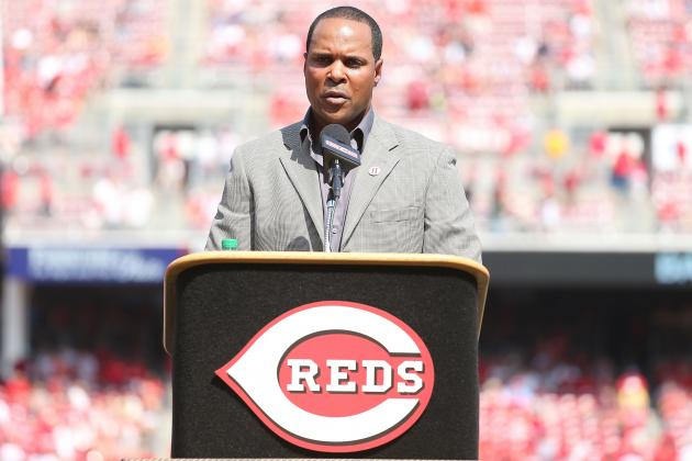 Watch Barry Larkin on Team Brazil