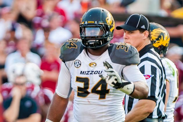 Mizzou's Richardson Will Play After Suspension