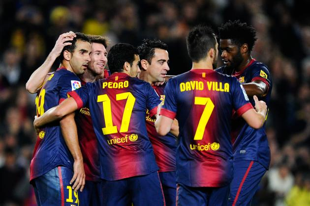 Spartak Moscow vs. Barcelona: Score, Analysis and Grades