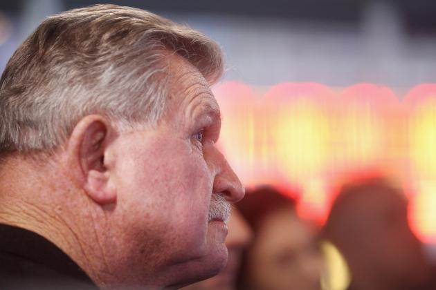 Ditka Says a Stroke Won't Keep Him Down: 'I'm Iron Mike'