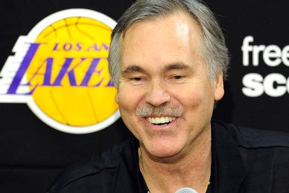 Mike D'Antoni Will Make Lakers Coaching Debut Tuesday vs. Brooklyn Nets