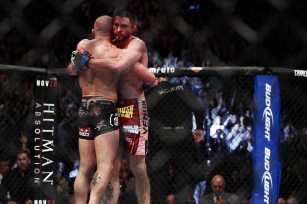 St-Pierre vs Condit: Where Did It Rank Among 2012 Title Fights