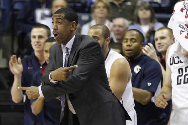 Exhausted Napier and UConn Teammates Looking Forward to Coming Home