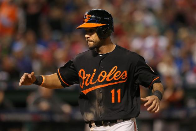 Baltimore Orioles Trade Robert Andino to Seattle for Outfielder Trayvon Robinson
