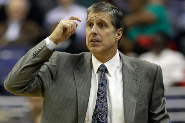 Wizards' Coach Randy Wittman Is 'searching for Consistency'
