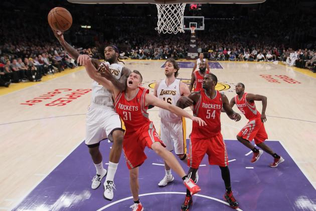 Rockets End Trip with Lackluster Loss to Jazz