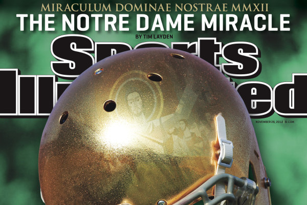 Notre Dame Football: Irish Won't Fall Victim to Sports Illustrated Cover Curse