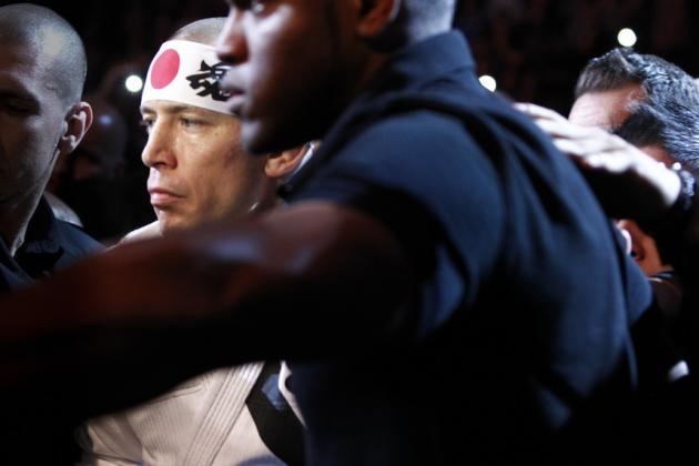 Georges St-Pierre vs. Carlos Condit: Takeaways from St-Pierre's Performance