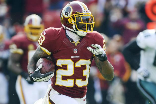 DeAngelo Hall Has Heated Altercation with Reporter