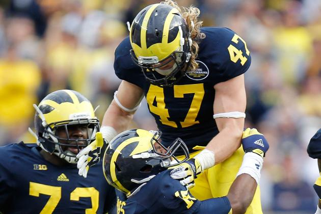 Michigan vs. Ohio State: Why Dominant Defense Will Lead Wolverines to Victory