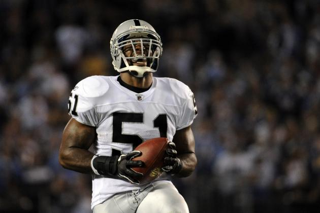Oakland Raiders Cut NFL Draft Bust Aaron Curry