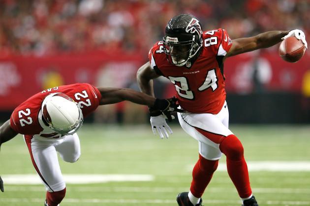 2012 NFL Week 12 Picks: Falcons over Buccaneers