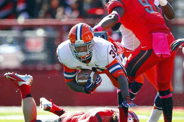 Syracuse Football Team Loses Special-Teams Player Steve Rene