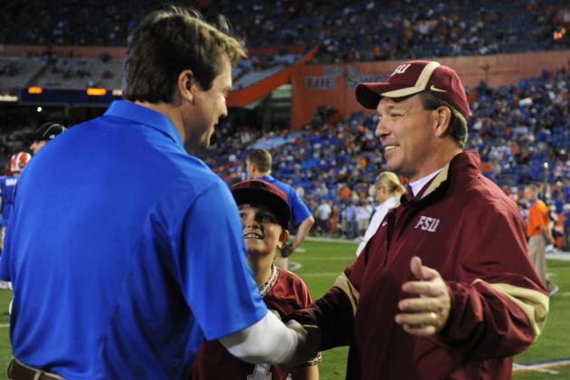 Florida vs. Florida State: Why the Gators Are More Worthy of a Spot in the BCS